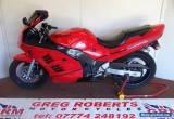 1996 SUZUKI RF600 22K RED for Sale