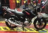 2013 YAMAHA YBR 125 BLACK for Sale