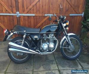 Honda CB500 Four 1978 Classic Motorcycle for Sale