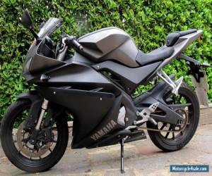 2015 YAMAHA YZF R125 ABS GREY for Sale