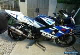 SUZUKI   GSX - R-  1000 with comefort bar conversion and centre lift stand for Sale