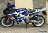 2003 SUZUKI GSXR 600 K3 BLUE/WHITE - Original and very well looked after bike for Sale