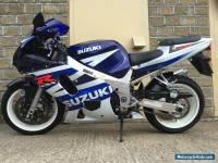 2003 SUZUKI GSXR 600 K3 BLUE/WHITE - Original and very well looked after bike