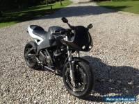 Buell XB12 track bike