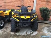 2012 Can-Am Outlander 500 DPS