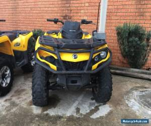 2012 Can-Am Outlander 500 DPS  for Sale