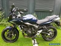 Yamaha Fazer FZ6, S2, 2008, ABS, Dark Blue Metallic Motorbike/Sports-Tourer