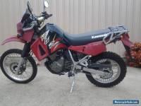 Kawasaki klr650 2003