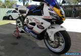 HONDA CBR 1000 RR 2005 DOOHAN REPLICA for Sale