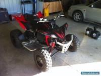 Yamaha Raptor 450cc Special Edition