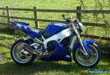 YAMAHA R1 1998 Streetfighter Blue Low Miles 23K Motorbike Bike for Sale