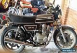 1976 XS500 low original K's for Sale