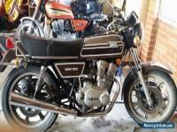 1976 XS500 low original K's