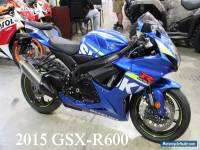 2015 Suzuki GSX-R