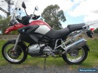 BMW R 1200 GS 2005 MODEL Still Rides as New