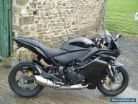 honda CBR 600F 2013 motorbike