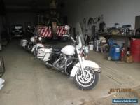 2008 Harley-Davidson Road King Police Special