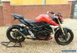 2012 SUZUKI GSR 750 L2 RED/BLACK for Sale