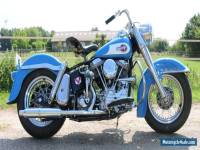 Superb Harley Davidson Duo Glide  1959 Panhead  with original dutch papers