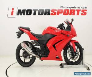 2010 Kawasaki Ninja for Sale