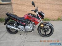 SUZUKI GW250 INAZUMA 2015 MODEL WITH 5664KMS LIKE NEW LAMS APPROVED LEARNER 250c