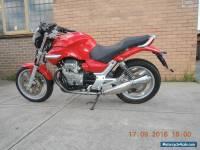 MOTO GUZZI BREVA RED 2007 LOW KMS 17988 RUNS WELL VERY CLEAN CHEAP RETRO ITALIAN