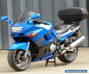 2002 KAWASAKI ZZR 600, ZX600. TIDY IF NOT A BIT LEGGY EXAMPLE :-) for Sale