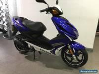 2014 Yamaha AEROX YQ50