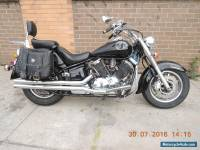 YAMAHA XVS1100 CLASSIC 2004 MODEL CLEAN  CRUISER CHOPPER CUSTOM WITH EXTRAS