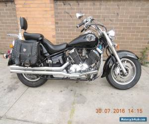 YAMAHA XVS1100 CLASSIC 2004 MODEL CLEAN  CRUISER CHOPPER CUSTOM WITH EXTRAS  for Sale