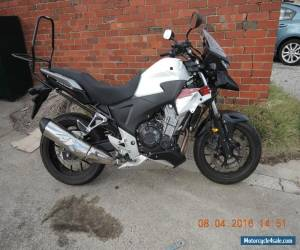 HONDA CB500X 2014 MODEL LAMS APPROVED LOW KMS RUNS GREAT CHEAP  for Sale