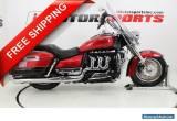 2013 Triumph Rocket III for Sale