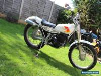 YAMAHA TY 250 TRIALS. OFF ROAD COMPETITION 1978 TWIN SHOCK