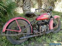 1930 Harley-Davidson Other