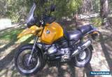 '99 BMW 1150gs for Sale