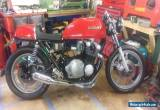 1979 SUZUKI  GS 750 CAFE RACER BY INCAFE RACING for Sale