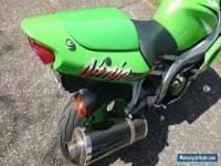 Kawasaki Ninja ZX6R 1999 600cc