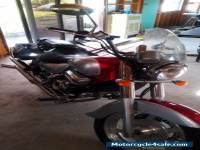 2006 HYOSUNG SOLO 250 cc motorbike
