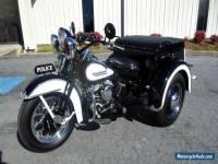 1953 Harley-Davidson Servi Car