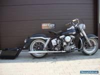 1963 Harley-Davidson FLH Duo Glide Panhead