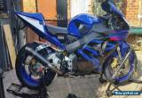 Honda fireblade 954 road / track bike  for Sale