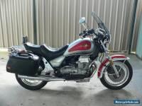 1997 Moto Guzzi California 1100 75th Anniversary Motorbike