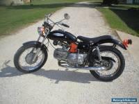 1972 Harley-Davidson Sprint