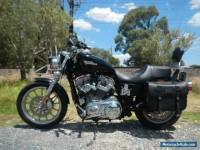 HARLEY DAVIDSON 883 2009 WITH ONLY 14,000 ks