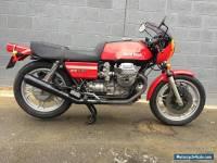 Moto Guzzi Mk1 Lemans
