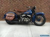 1941 Harley-Davidson UL