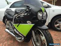Suzuki GSXR 750 Project Race Drag Restore