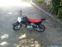 honda crf 50 motorcycle