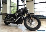2014 Harley-Davidson Bobber for Sale