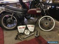 Triumph Trident T150 rolling chassis 1974